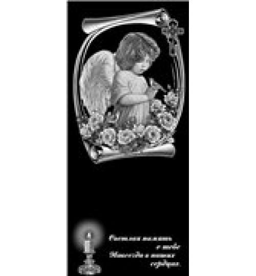 Гравировка «Ангел» 017