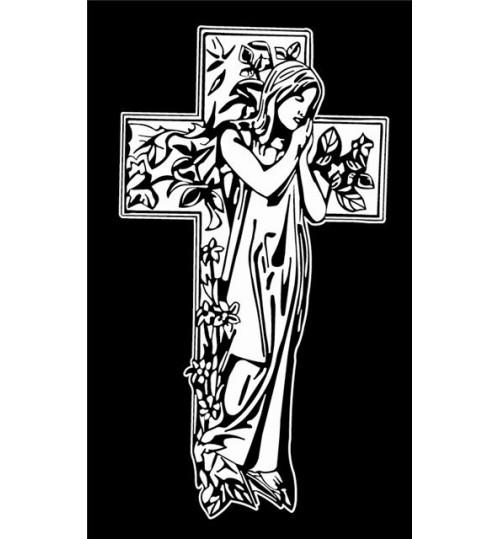Гравировка «Ангел» 019