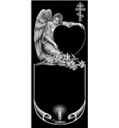 Гравировка «Ангел» 022