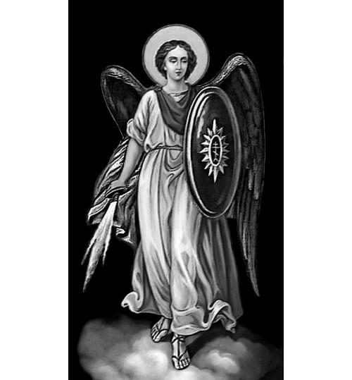 Гравировка «Ангел» 030