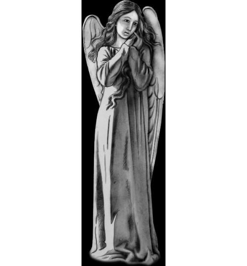 Гравировка «Ангел» 031