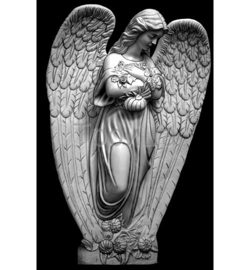 Гравировка «Ангел» 032
