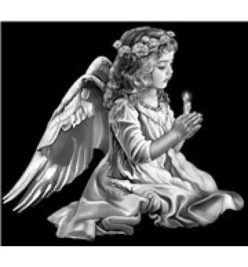 Гравировка «Ангел» 036