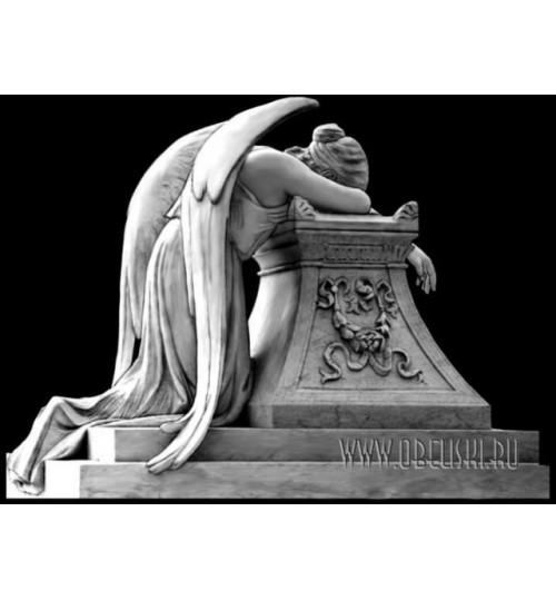 Гравировка «Ангел» 037