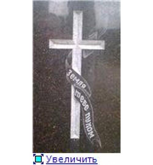 Гравировка «Крест» 003