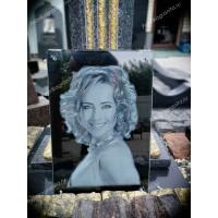 Портрет на стекле GL-001