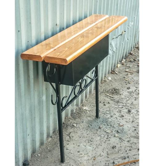 Скамейка на кладбище B-002 – с сундуком
