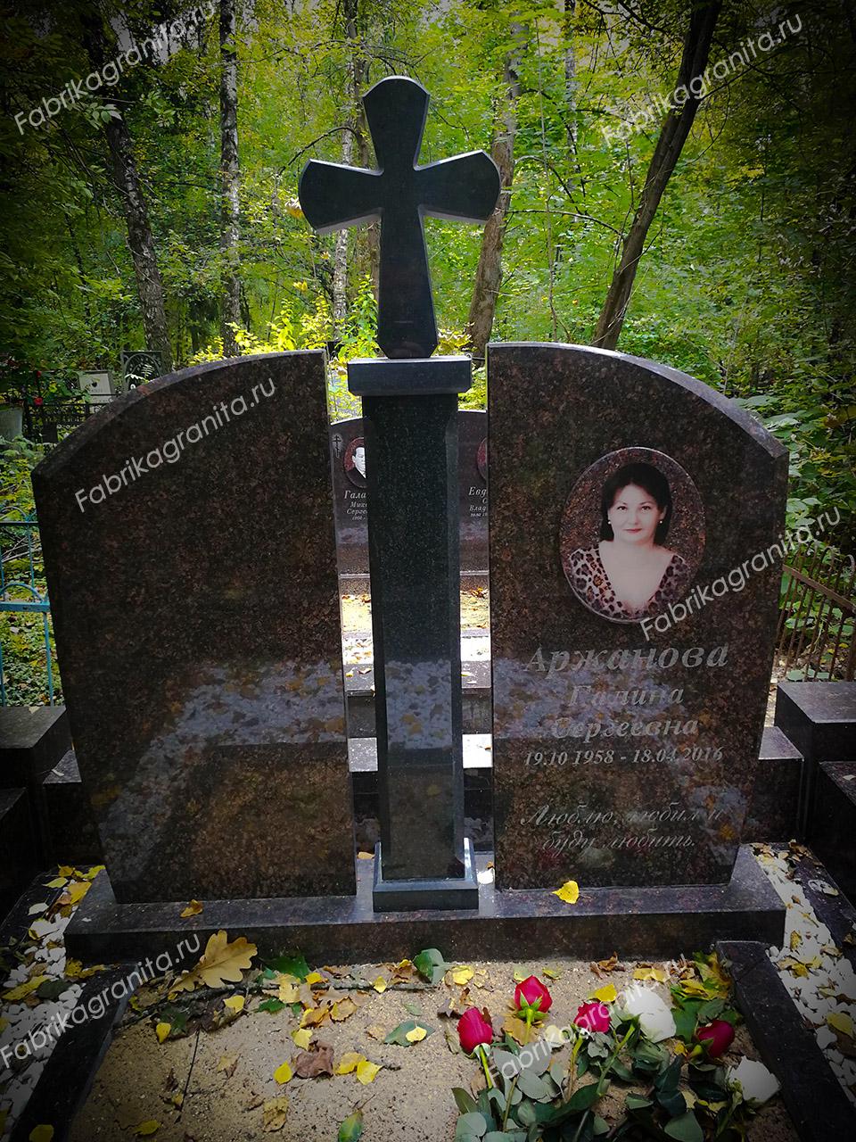 Гранитная мастерская в москве в юзао заказать купить памятник смоленск