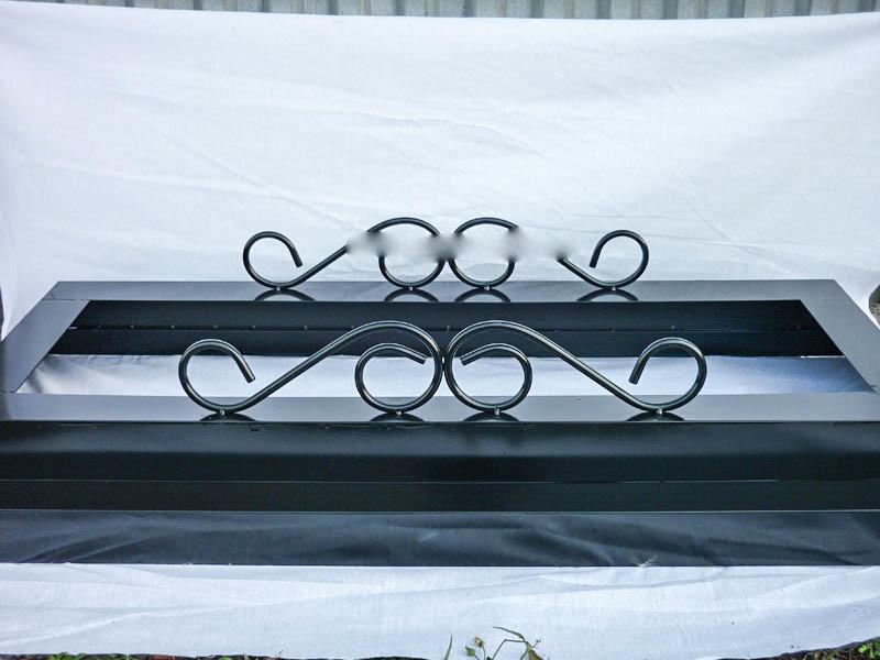 Купить цветник на могилу из металла надгробные памятники спб цены москве